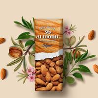36 Almond