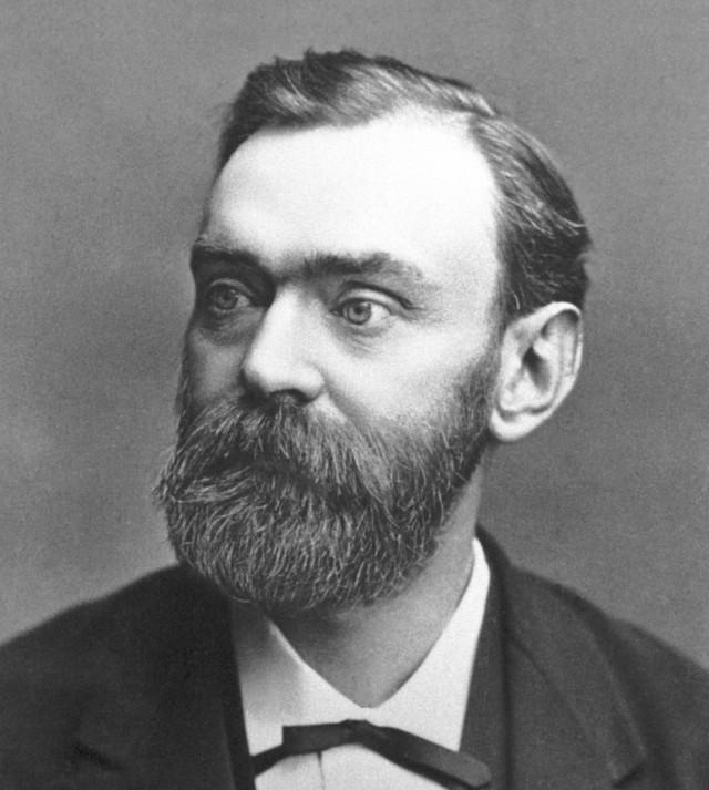 알프레드 노벨[Alfred Bernhard Nobel] 1833-1896