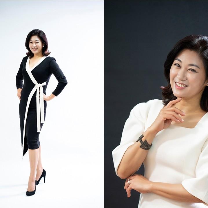 모델 . 방송인 김현주 달란트TV 나눔실천 홍보대사