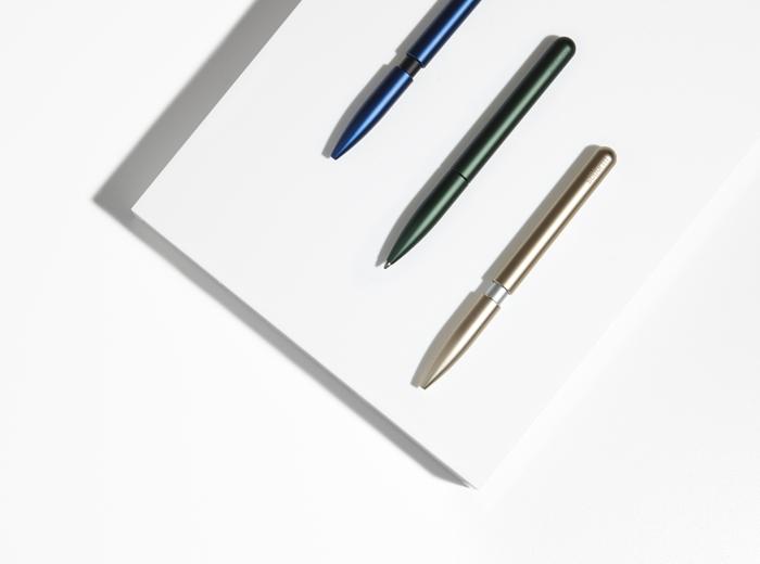 독일 고급필기구 브랜드 stilform 알루미늄 볼펜 3종