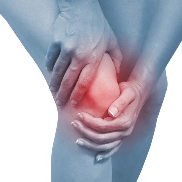 무릎 통증, 관절염