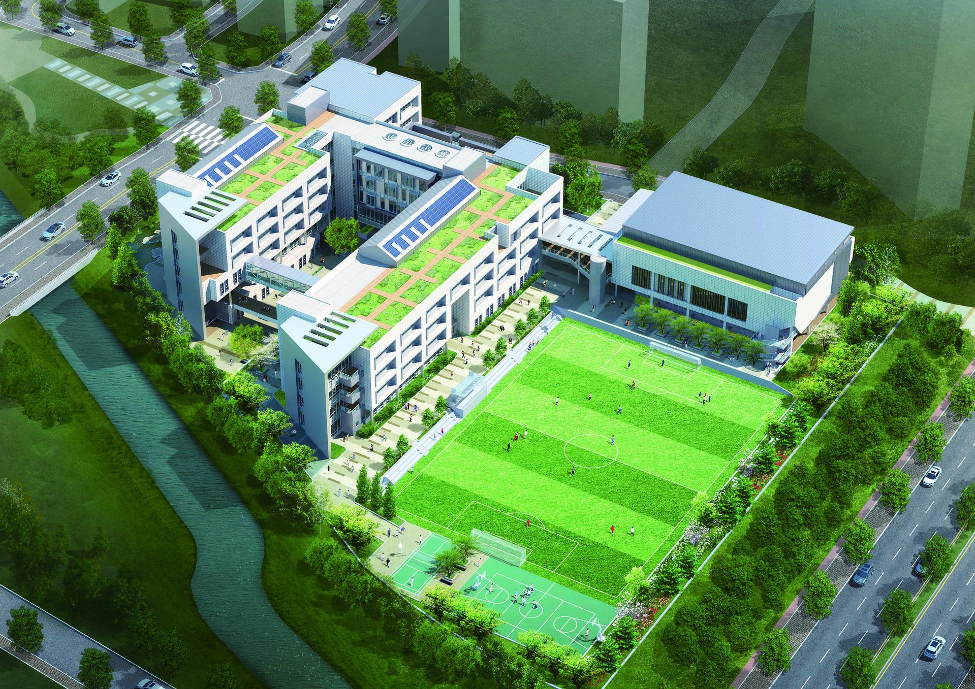 2015 율하2고등학교   (김해수남고등학교)