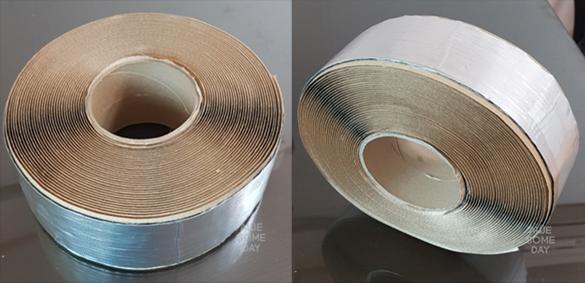 Nonflammable Waterproof Butyl Adhesive Tape