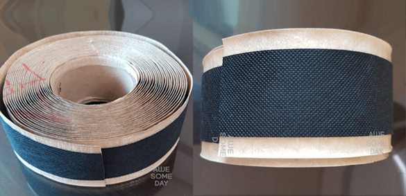 Flame Retarding Waterproof Butyl Adhesive Tape