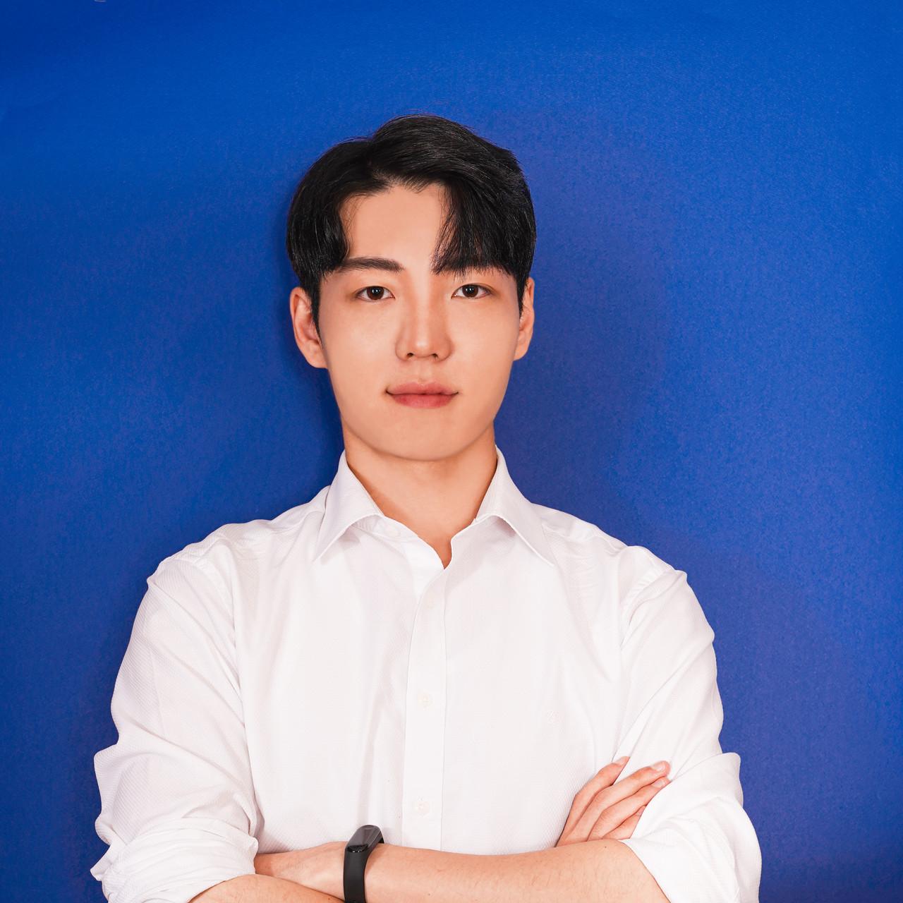 <b>Seok Min Kyu</b><br>Lead Fundraiser<br>