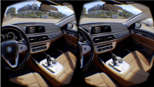 VR - Car Showroom