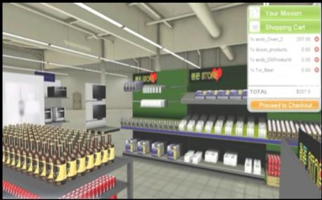 Online Virtual Store Management