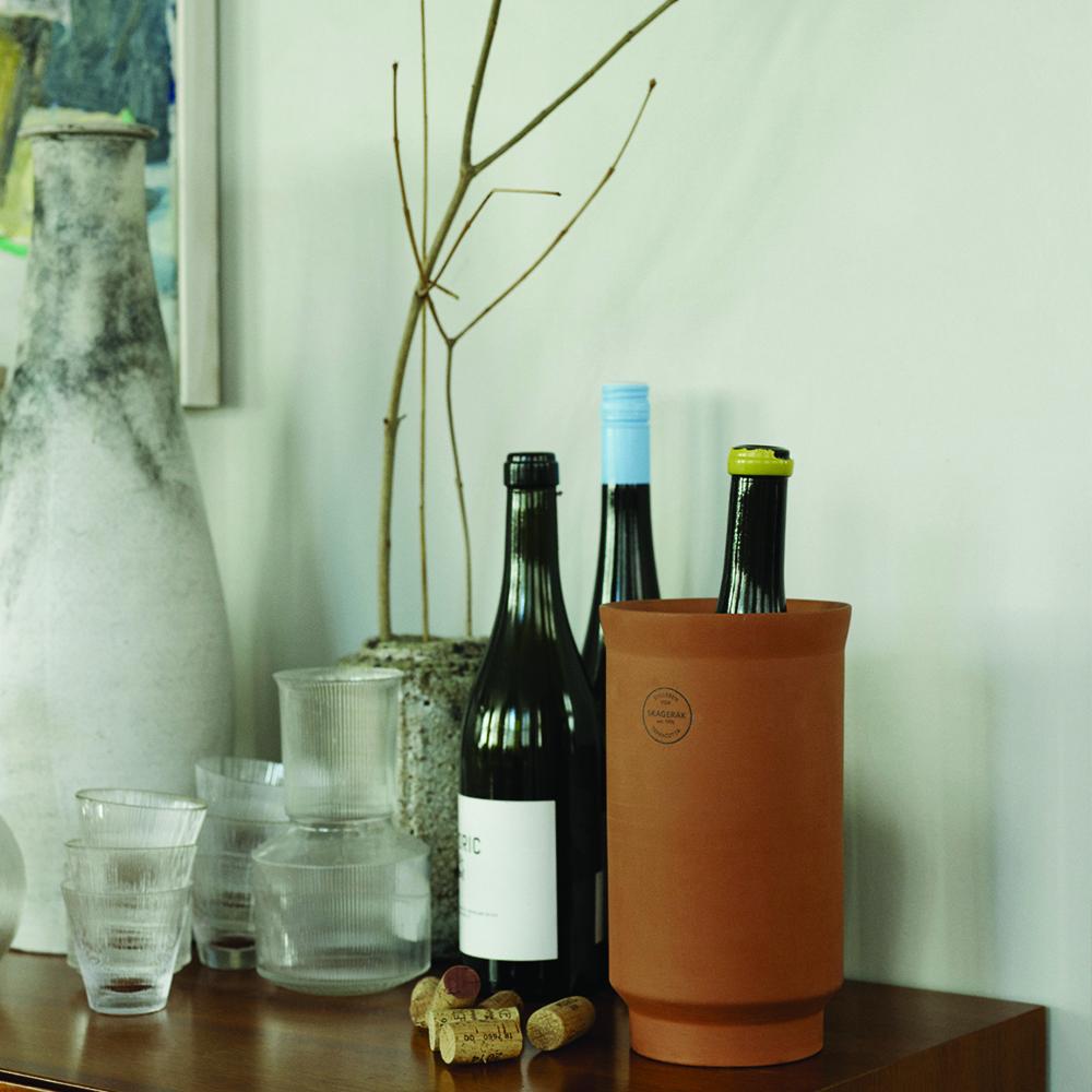 와인을 차갑게 유지해주는 엣지 와인 쿨러