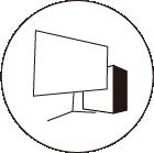 데스크탑과 노트북을 이용한 PC형 업로드