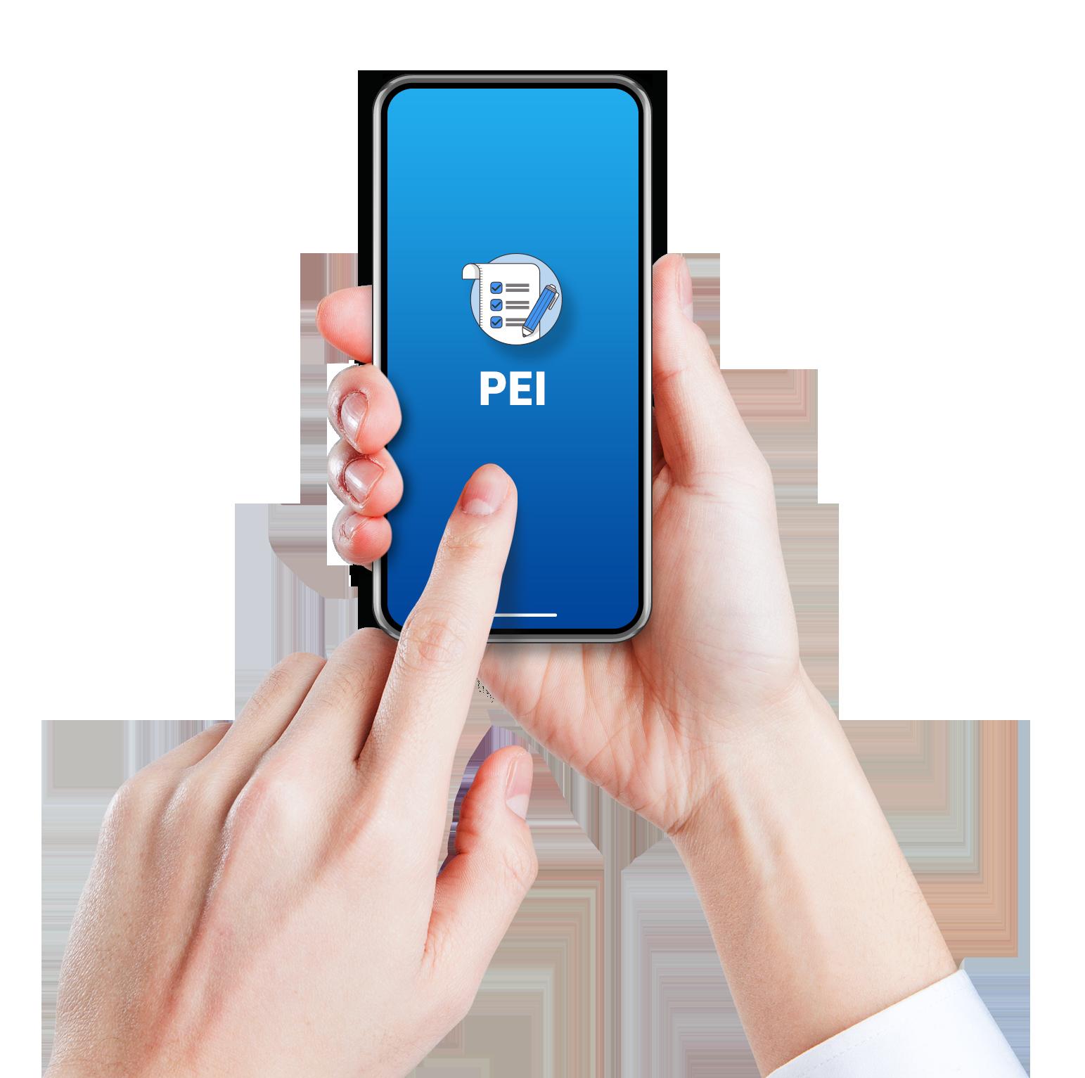 세마 환자경험평가(PEI) 솔루션