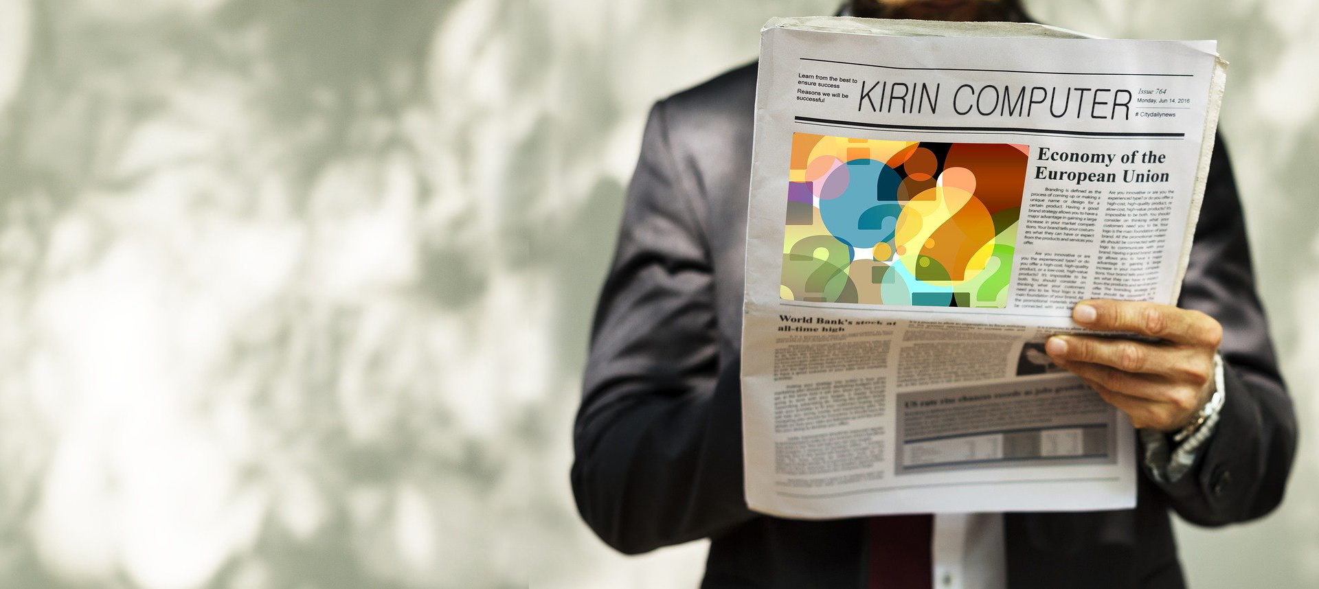 We deliver the press release of Kirin Company.