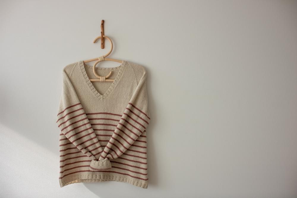 스트라이프 풀오버(Striped Pullover)