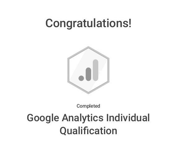 구글 애널리틱스 인증시험 (GAIQ)<br>스터디그룹 지원
