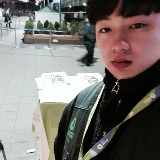 <b>Lee Dae Min</b><br>Lead Fundraiser<br>