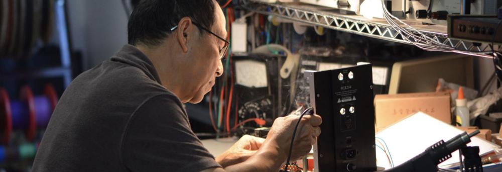 Wei Wu (chief engineer)