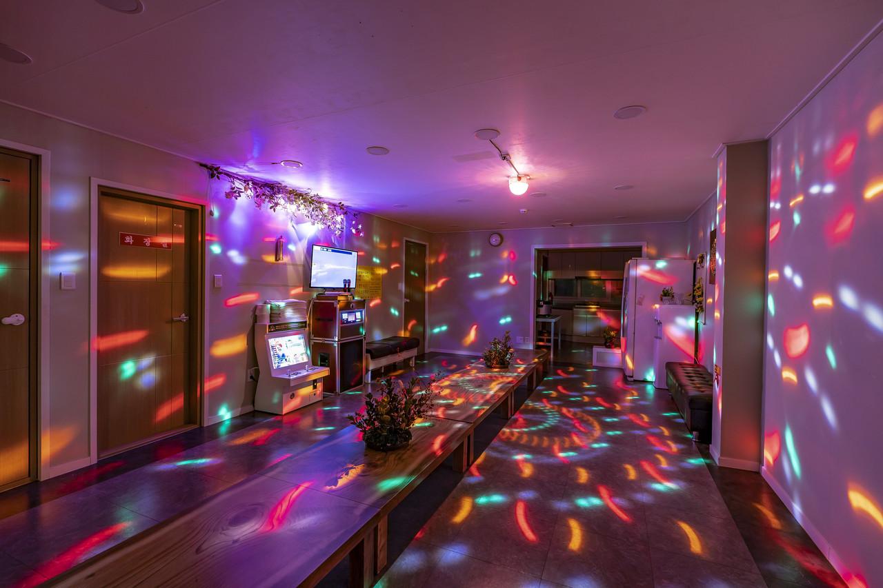 루체객실 노래방