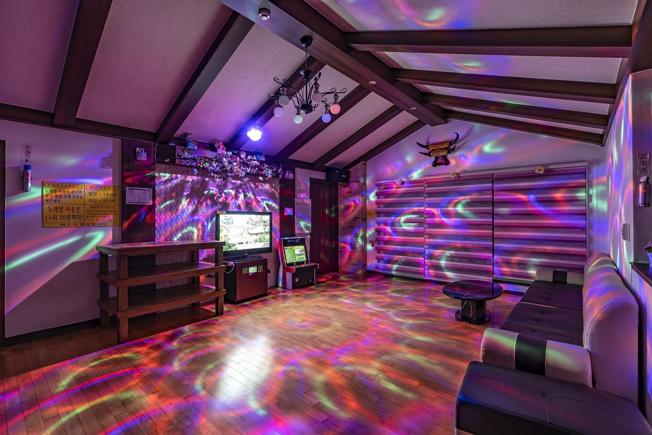 루나객실 노래방