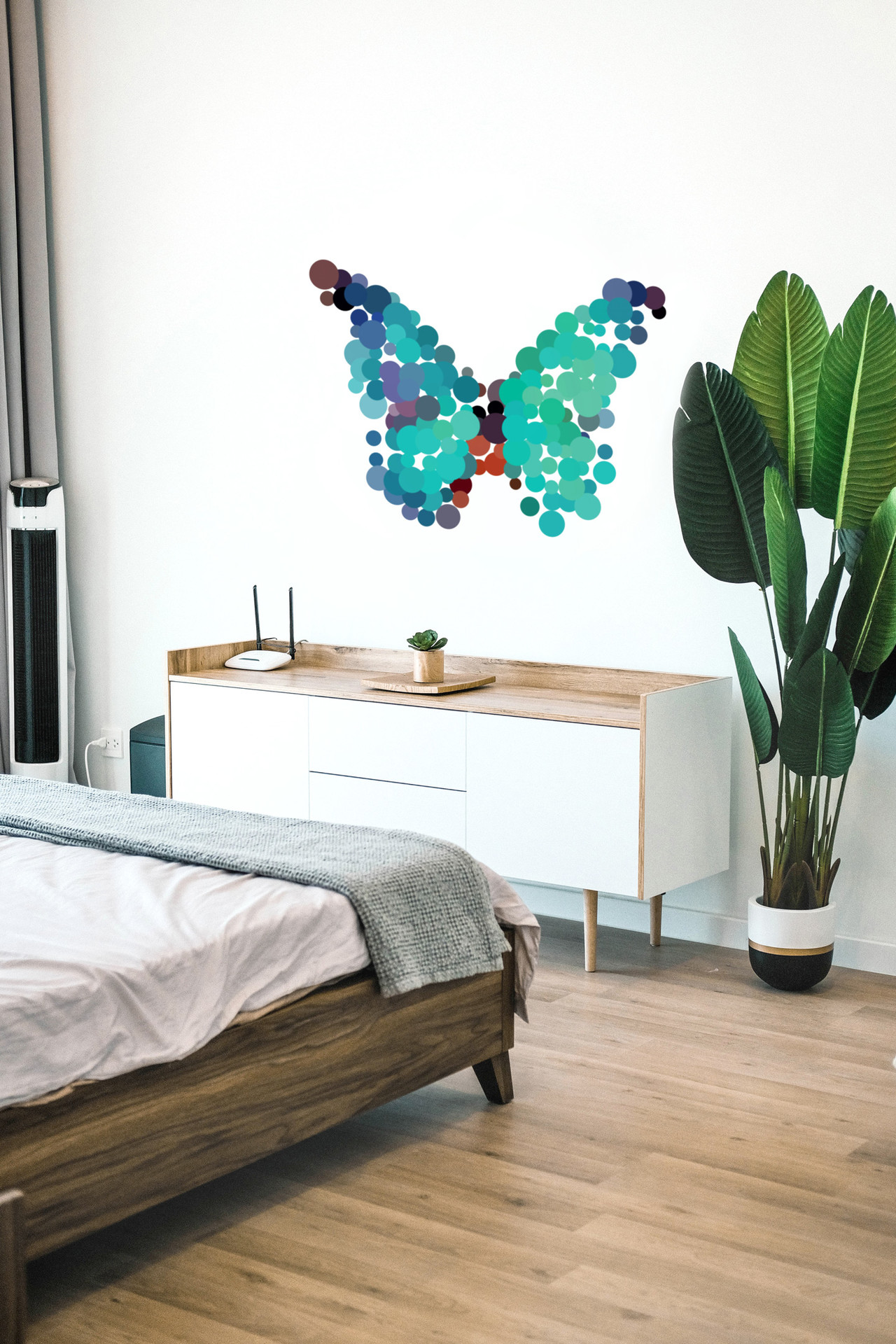 Animals Wall Stickers - butterfly