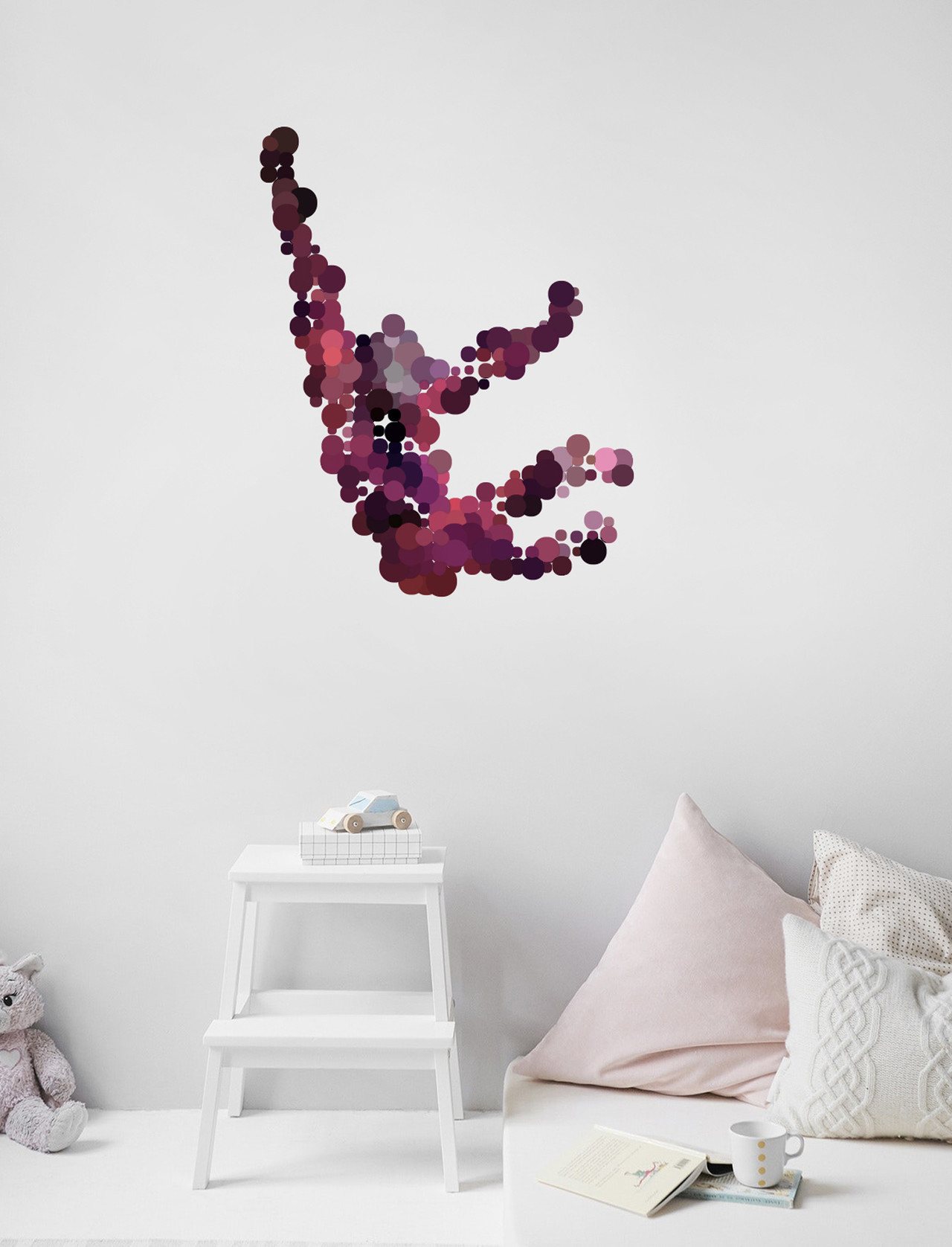 Animals Wall Stickers - monkey