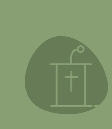 예배시간안내