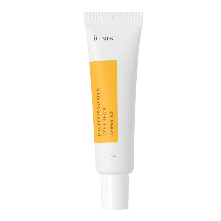 Image result for iUNIK Propolis Vitamin Eye Cream for Eye & Face