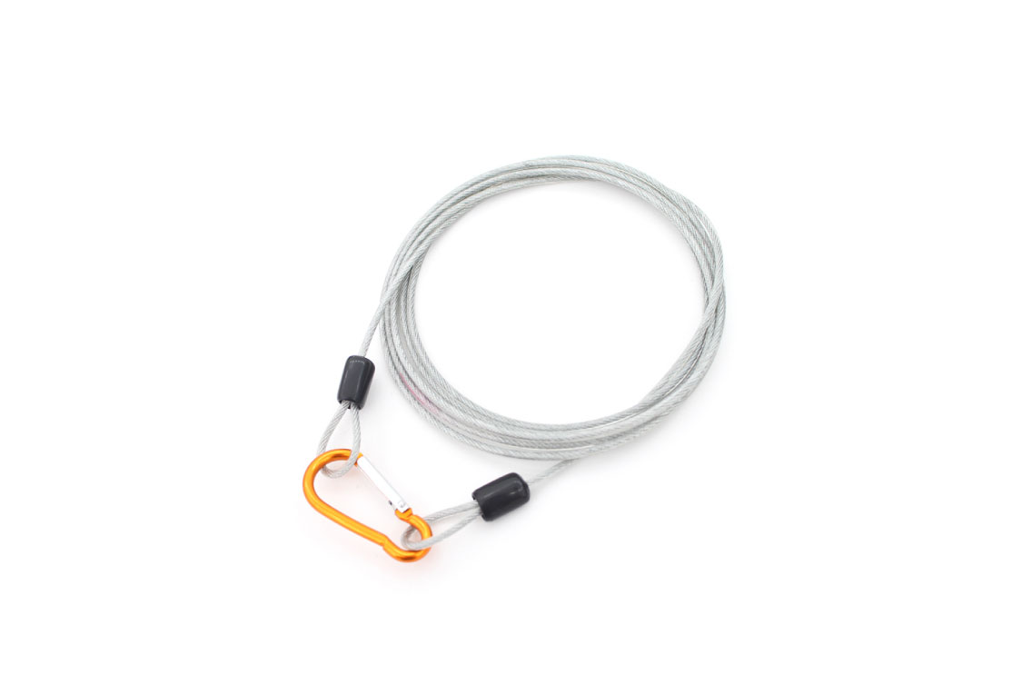 Multi Cable + Carabiner