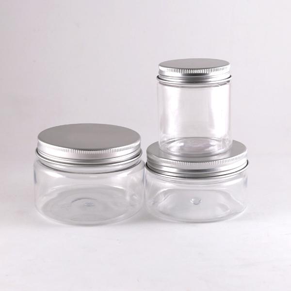 METAL CAP CREAM JAR