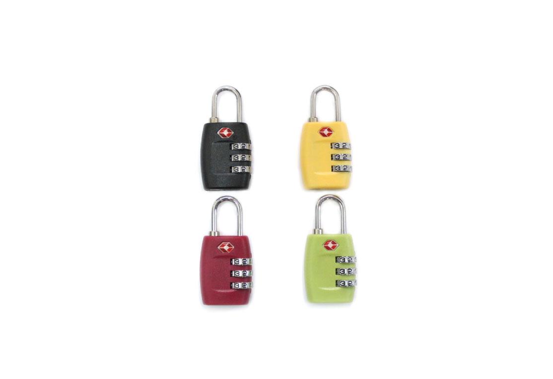 TSA Luggage Locks (General)