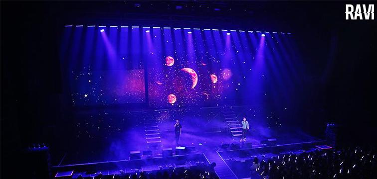 라비 콘서트 'RAVI 3rd REAL-LIVE R.OOK BOOK' / 사진출처_젤리피쉬