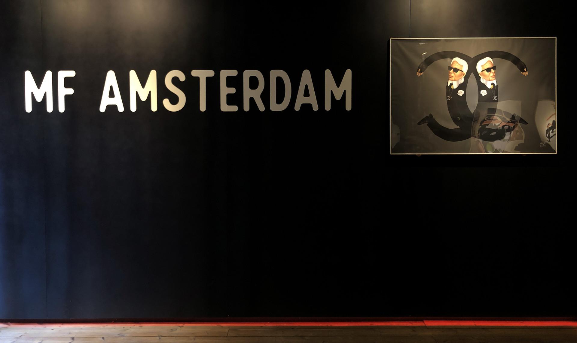 MF AMSTERDAM  / OCT. 1st  2019 - FEB. 29th 2020 / ARTSALON GAPYEONG GALLERY