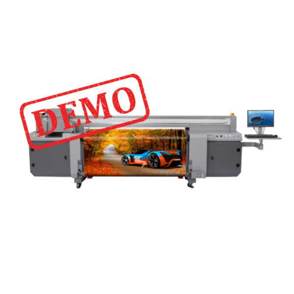 대형하이브리드 유브이출력기 UV프린터 SU2500R5F4 [SMART UV]