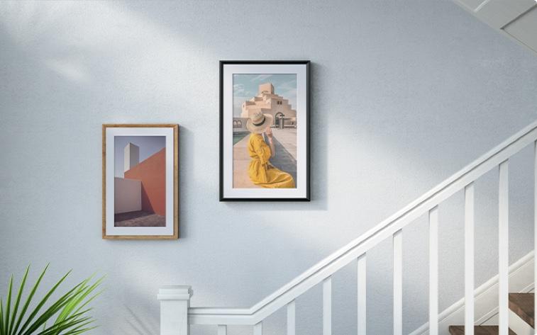 Artlamp  X Meural Digital Canvas