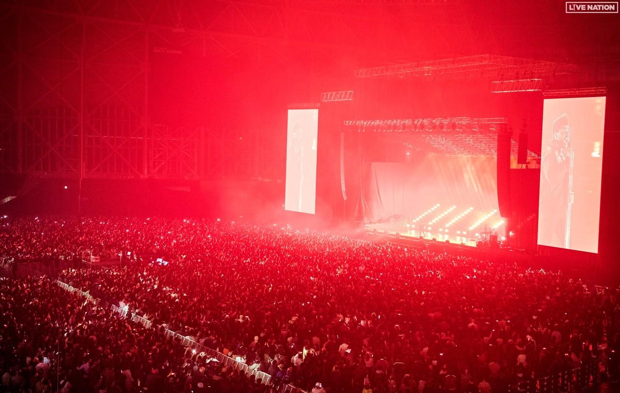 현대카드 컬처프로젝트 28 The Weeknd / 사진출처_Live Nation