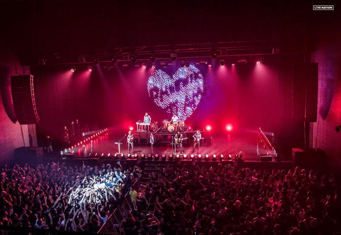 피닉스 내한공연 'PHOENIX Live in Seou' / 사진출처_Live Nation