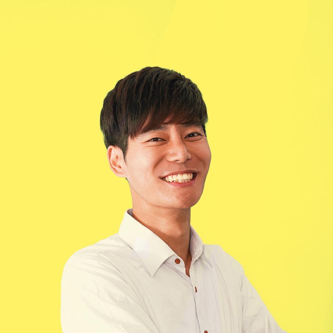 <b>Lee Hyo Woo</b><br>Lead Fundraiser<br>