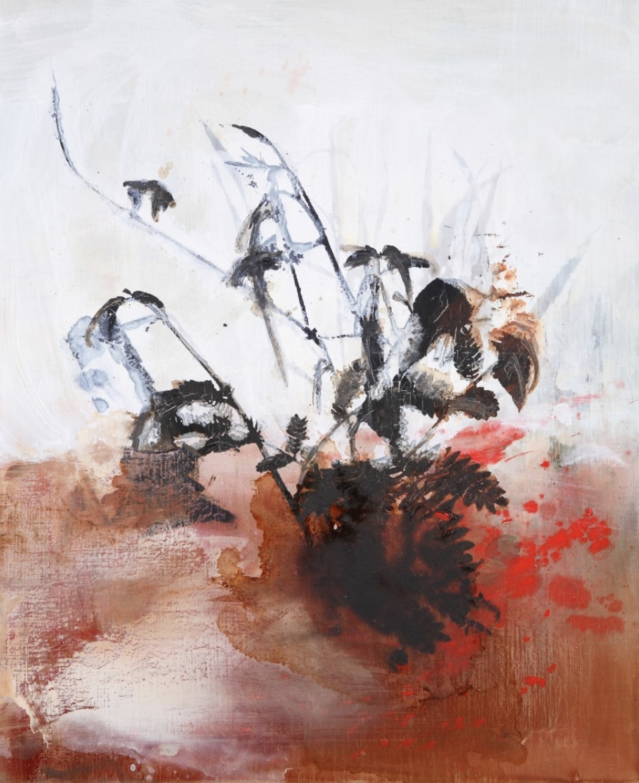 Skin deep, 61x50cm, oil on canvas, 2014