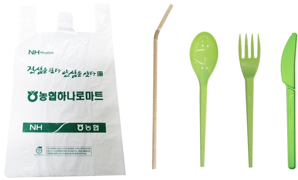 Biodegradable finished products