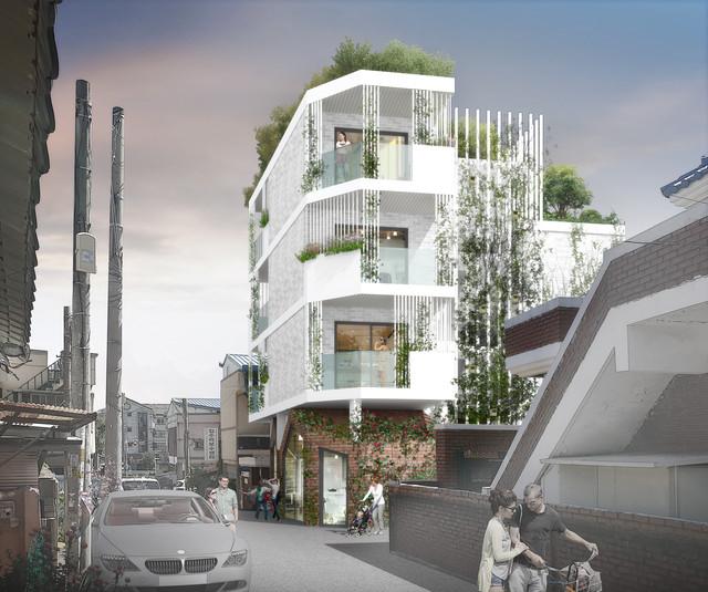 Gyeonggi Suwon Remodeling Social Housing