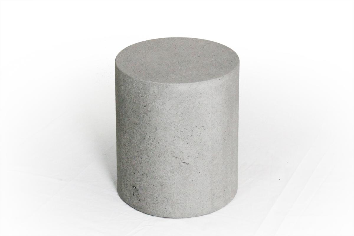 콘크리트 원형 베이직 스툴