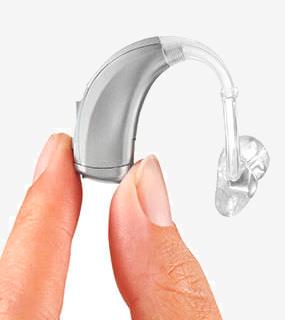 귀걸이형 보청기 (BTE)