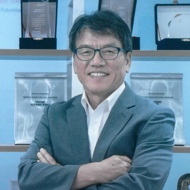 CEO<br>Kim, Heung Ju