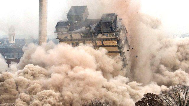 구조물해체(Deconstruction or Demolition)
