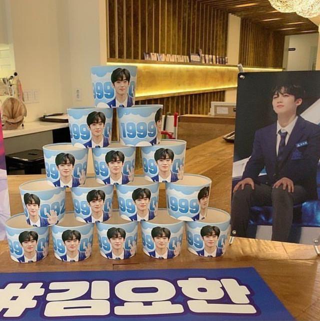 X1 김요한 컵홀더이벤트(2019.09.20-26)
