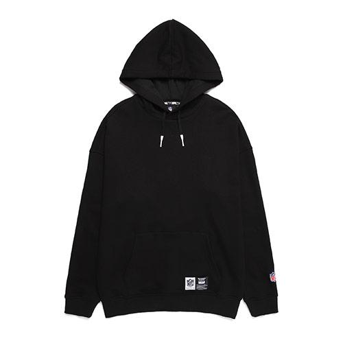 <br>F201MHD101 레이더스 빅 로고 후드 티셔츠 BLACK<br>89,000원