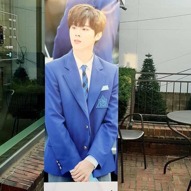 X1 김우석 사진전시회(2019.10.19)