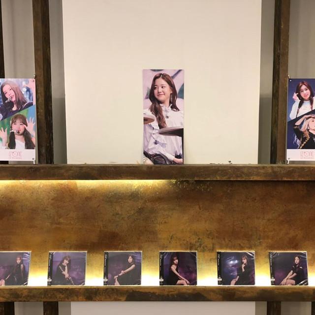 그룹 아이즈원 사진전시회(2019.10.27)
