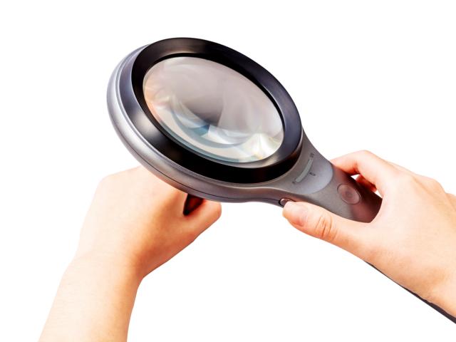 Skin Examination Magnifier IDS-3100 MAGNUM UV+