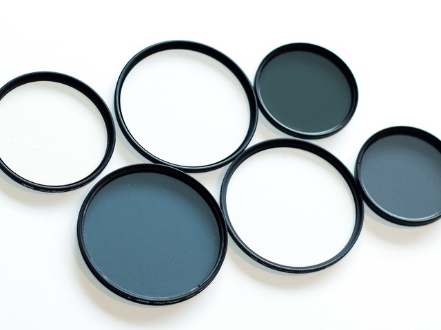 Lens Filter (UV, Circular, Polarizer and ND)