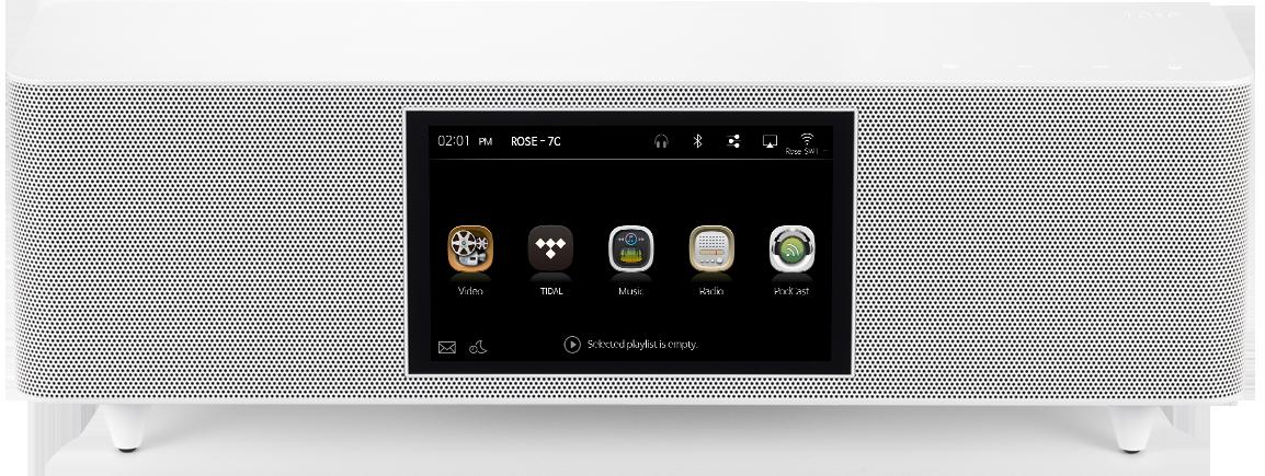 Hifi ROSE RS350 Premium Media Player Made In Korea 9cf5b77b3bd1d