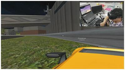 레이싱 VR게임 콘텐츠